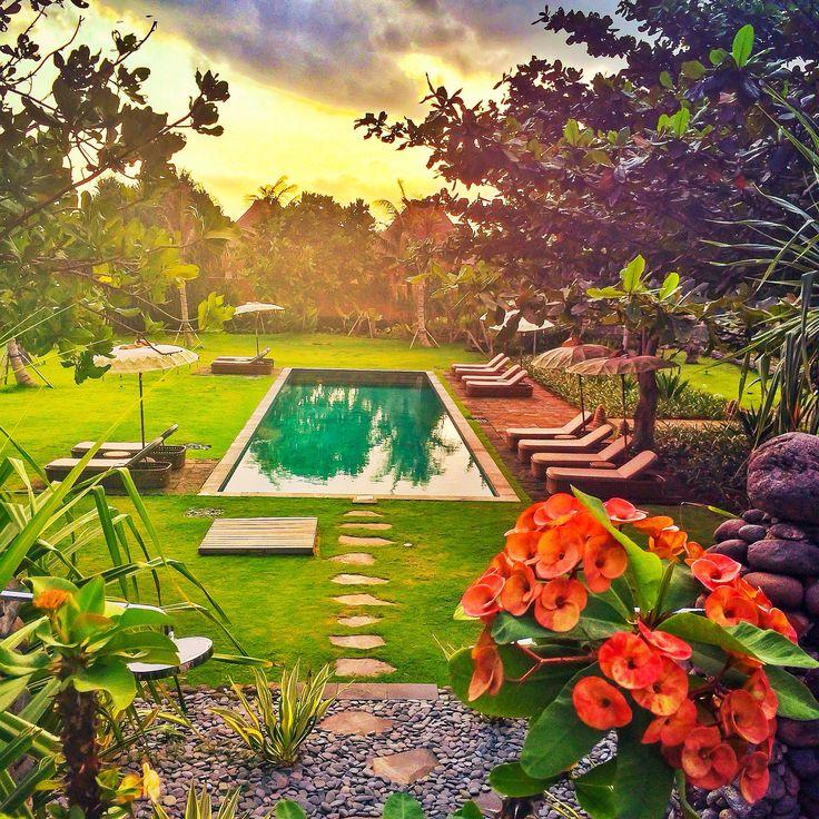 Waka gangga resort ,Bali
