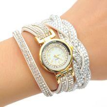 Nuovo arriva lusso braccialetto del rhinestone delle donne orologio donna quarzo donne orologio da polso relogio feminino montre femme reloj mujer(China (Mainland))
