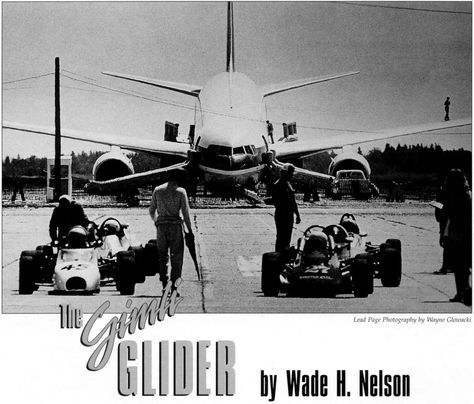 Gimli Glider | tvaddict