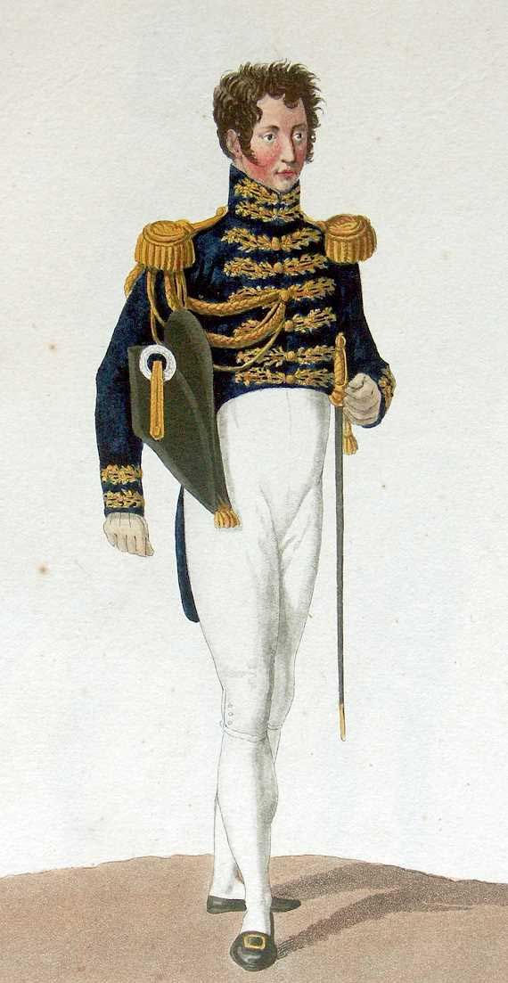 Adjutant-Superior of the Palace and HQ of the GuardSauerweid8b.jpg (570×1103)