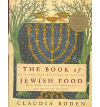 A monumental work--the story of the Jewish people told through the story of Jewish cooking--The Book of Jewish Food traces the development of both Ashkenazic and Sephardic Jewish communities and their cuisine over the centuries. The 800 magnificent recipes, many never before documented, represent treasures garnered bu Roden through nearly 15 years of traveling around the world. 50 photos & illustrations.