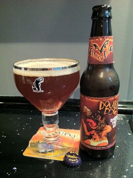 Flying Dog Double Dog Brewery: Flying Dog Brewery Alcohol by Volume (%): 11.5