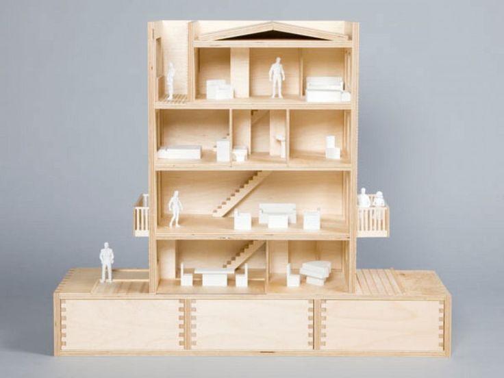 Gb, case di bambole d'autore: le firmano architetti e designer
