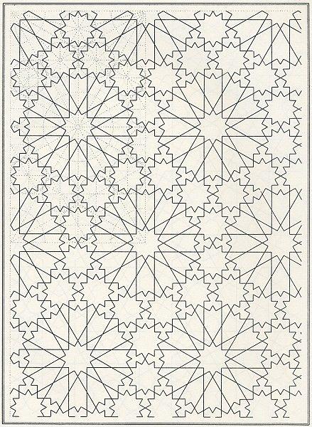 Pattern in Islamic Art - BOU 096