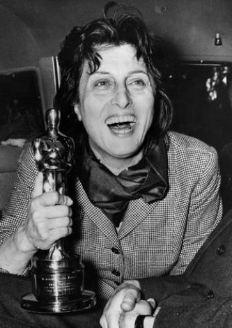 """Anna Magnani won Best Actress for (""""The RoseTatoo"""") in 1955"""