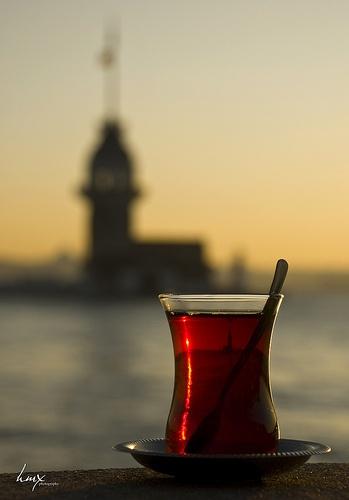 İstanbulda Çay Keyfi...