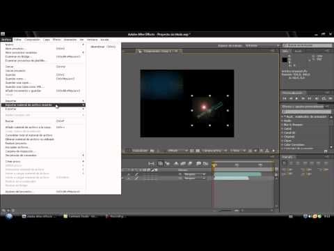 como juntar 2 videos o mas con adobe after effects - YouTube