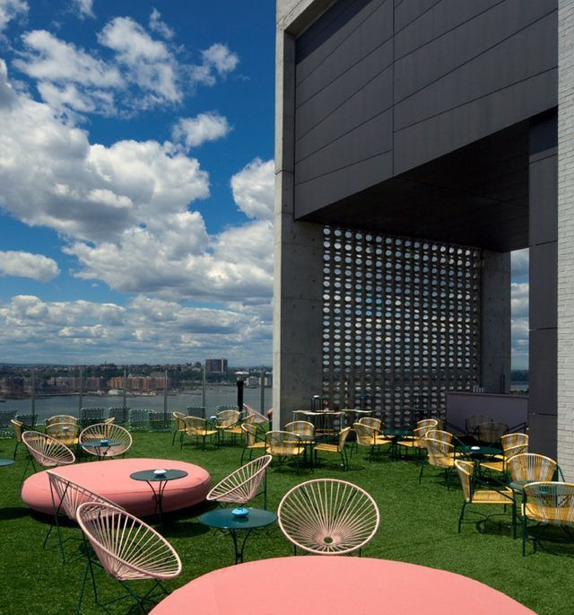 7 Best Rooftop Bars In NYC, For Your High-Altitude Drinking Pleasure: Gothamist