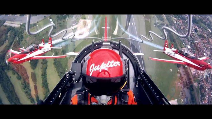 JUPITER TEAM. Indonesian Aerobatic team.