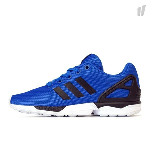 Adidas ZX Flux Kids - http://www.overkillshop.com/de
