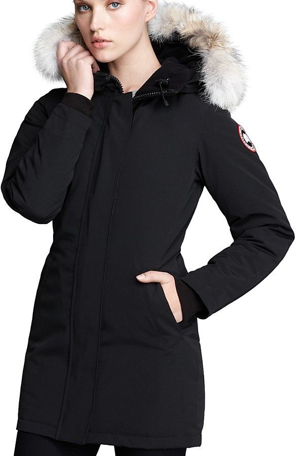 #affiliatead -- Canada Goose Victoria Down Parka -- #Chic Only #Glamour Always