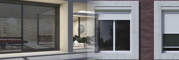 #serrande avvolgibili e #tapparelle robuste #antintrusione Alumil M13700 di nuova generazione, termicamente isolate, installate sui telai delle finestre: sono caratterizzati da un'estetica elevata e di un'ottima funzionalità ed offrono, oltre dall' #ombreggiatura, risparmio energetico e aumentano il livello di protezione #antieffrazione .