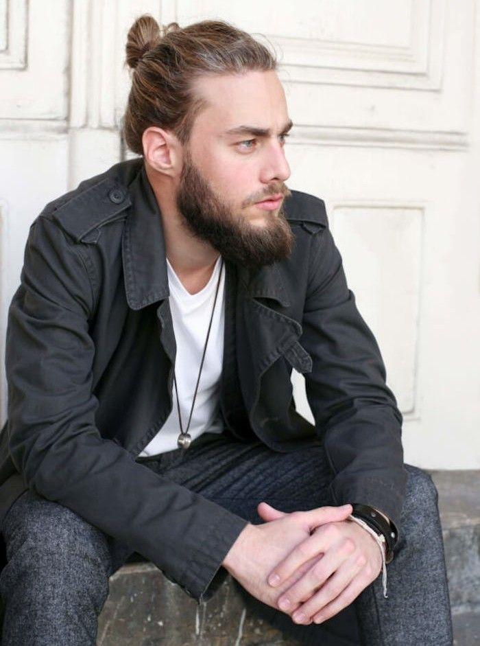 Extrem 367 best les plus beau Hommes au cheveux long images on Pinterest  FT84