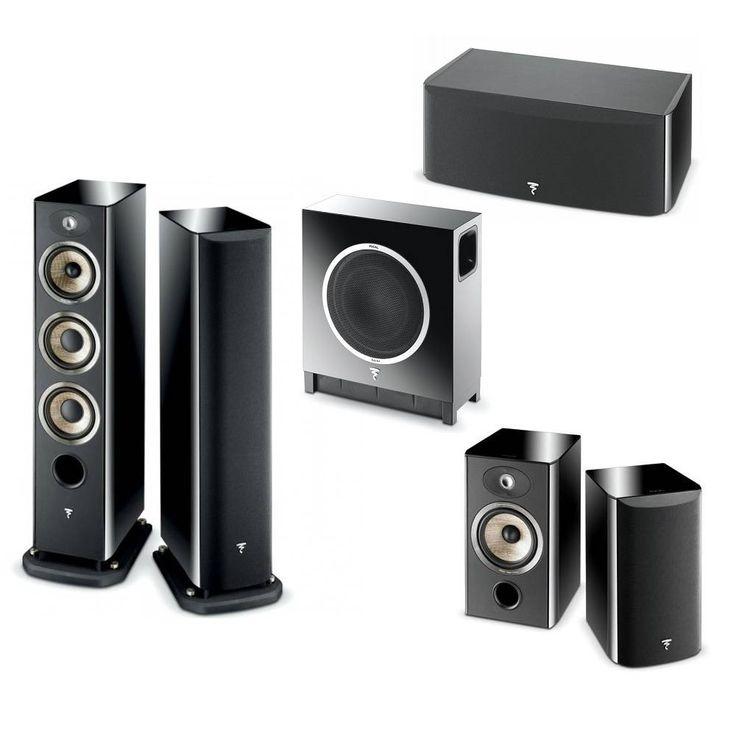 Focal Aria Series  - High End Home Cinema Speaker System