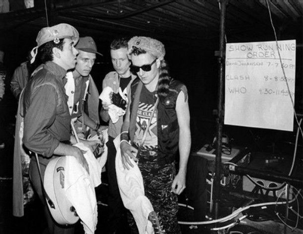 The Clash #londoncalling