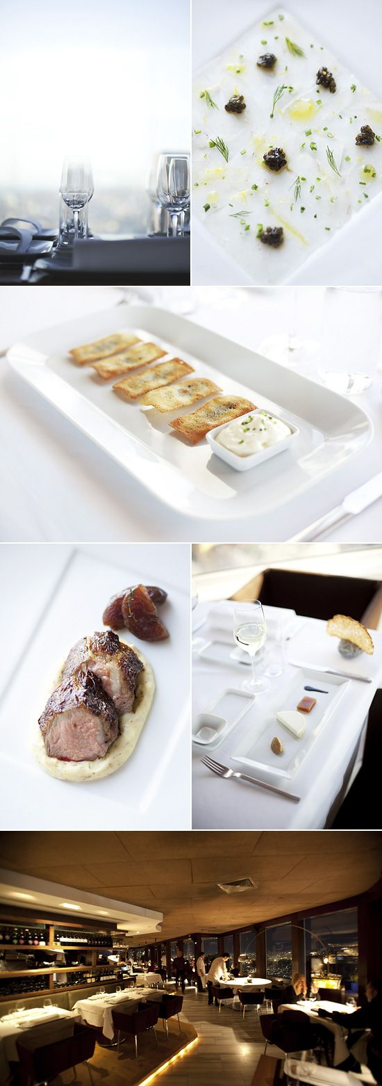 Mikla Restaurant : Wonderful view, very good food. |Discover it on http://www.theguideistanbul.com/spots/detail/1072/Mikla