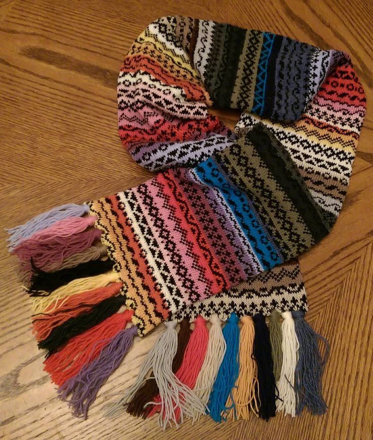 838 best Knitt scarves images on Pinterest | Ponchos, Autumn and ...