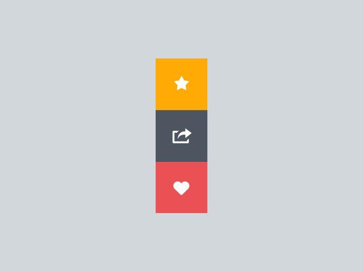 Widget by Logoswish / Maxim #winget #flat #inspiration