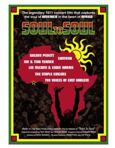Soul to Soul Concert in Ghana 1971 – Voices of East Anglia