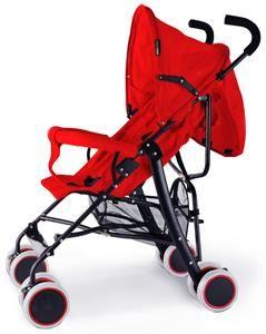 Primebebe kolica kišobran Mango crvena