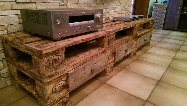 tv bank europaletten ideen pinterest tvs. Black Bedroom Furniture Sets. Home Design Ideas