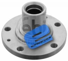 FRONT WHEEL HUB FLANGE 5 STUD  THE BIT THE WHEEL BOLTS TO  TO SUIT:    CITROEN  RELAY 02/94 to 09/09    PEUGEOT  BOXER 04/02 to 09/09    FIAT  DUCATO 02/94 on    COMPATIBLE NUMBERS: 330778 330783 1328053080 1346652080