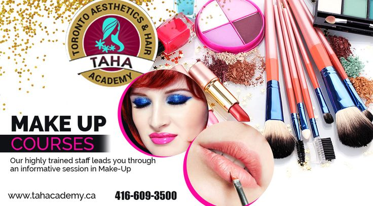 Join Career Building Makeup courses in Toronto at affordable prices. Read here, https://goo.gl/YYnuhY