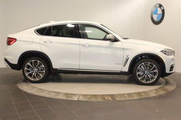2016 BMW X6 xDrive50i AWD - Stock #G0R33710 - Sale Price: $799/Month Lease - Internet Price: $78,950 - M.S.R.P.: $84,895