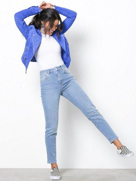 fe86dc976cce0 Bonnie Slim Mom Jeans