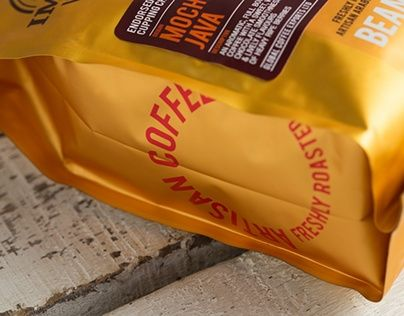 """Check out new work on my @Behance portfolio: """"Importers Coffee Bags"""" http://be.net/gallery/52919789/Importers-Coffee-Bags"""
