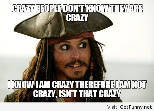 Crazy people!  - Funny Pictures, Funny Quotes, Funny Memes, Funny Pics, Fails, Autocorrect fails Johnny Depp