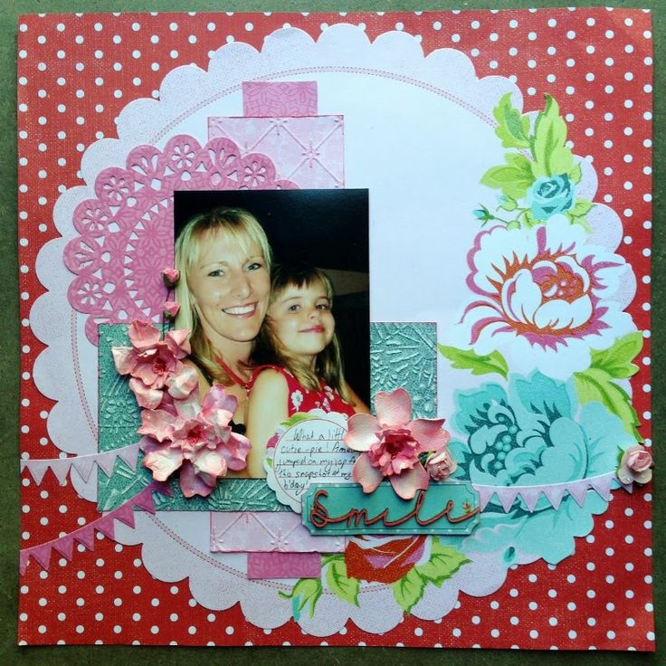 Couture Creations: Smile by Tina Connolly | #couturecreationsaus #scrapbooking #decorativedies #ornamentallacedies #doilydies #embossingfolders #glitterglue #flowers
