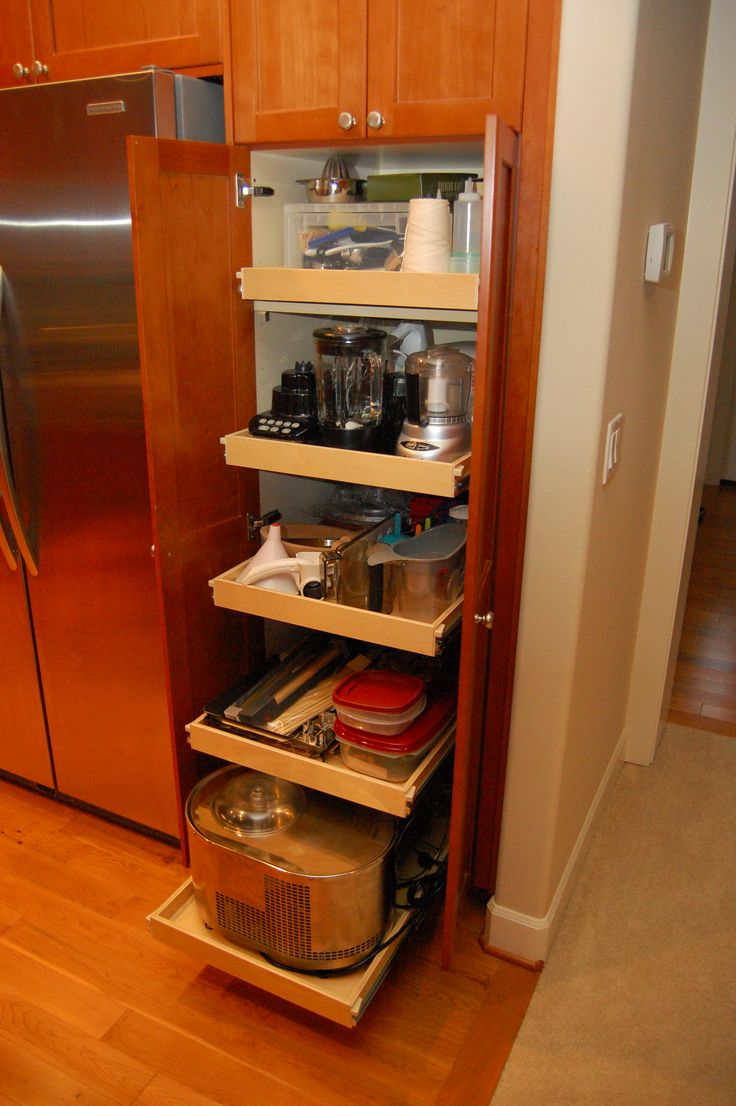 Kitchen Pantry For Small Kitchens 17 Best Images About Kitchen Makeover On Pinterest Kitchen