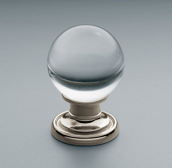 1000 images about hardware on pinterest crystal ball for Restoration hardware round mirror