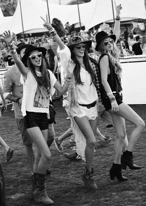 A summer of festival fashion #festival #spiritofsummer
