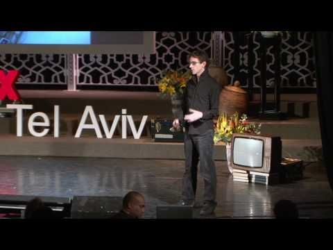 TEDxTelAviv - Paul Pablos Holman - Hacking the Future - This guy has helped develop the ultimate bug zapper: a laser that shoots down mosquitoes. He has the passion, motivation, and way of thinking that I once had, and am beginning to rediscover.