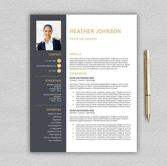 Resume Template Cv Cover Letter Creative Resume Templates Resume Template Cv Cover Letter