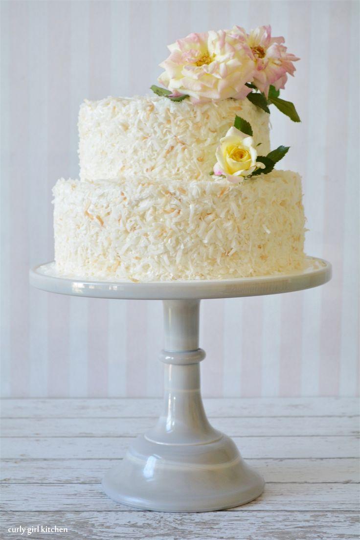 White Cake Curlygirlkitchen
