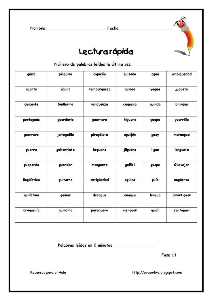 Este método ha sido creado por Eva María Oliva Mesa Este método se ha creado con la intención de contribuir al afianzamiento y consolidación del aprendizaje de la lectura, una vez que los alumnos se han iniciado ya en ella. Con el Método de Lectura Rápida se pretende mejorar la velocidad lectora en los niños, además de adquirir unas destrezas mecánicas como: descifrar y articular palabras.