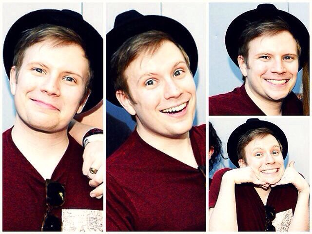Patrick Stump | Fall Out Boy | //pintrest: @LivingColor03//