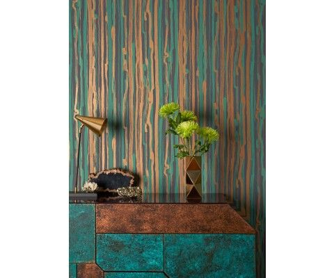 Strand Wallpaper by Cole & Son - Curio Collection