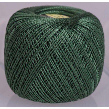 YarnArt Iris 0928 lahvově zelená YARN ART