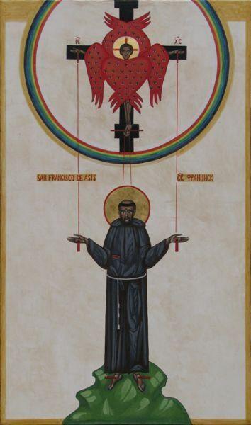 ,,Св.Франциск з Асижу,,2008 Danylo Movchan