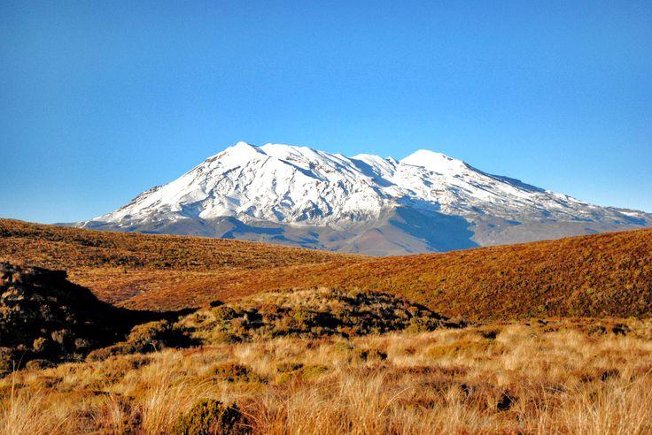 Must see / Tongariro Crossing / Must do / New Zealand