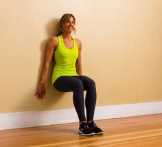 10 Low-to-No Impact Exercises, gonna need these