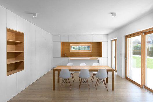 Folding Wall Apartment,© Jure Goršič