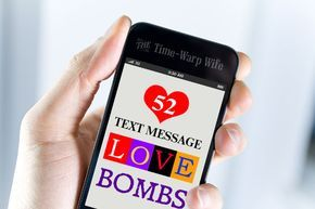 52 Love Bombs. Cute text messages to send to your husband.