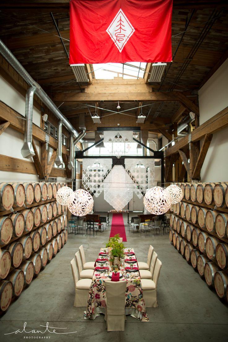 New Seattle Wedding Venue Westland Distillery