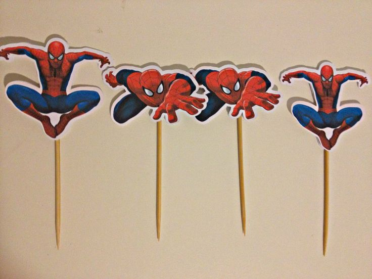 Free spiderman cupcake topper printables - Visit to grab an amazing super hero shirt now on sale!