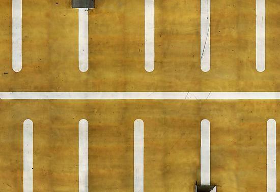 Andreas Gefeller: Untitled (Parking Lot 2) Paris 2002